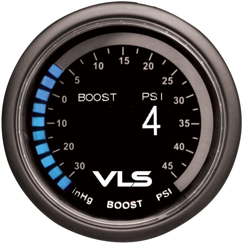 Revel VLS OLED Boost Gauge