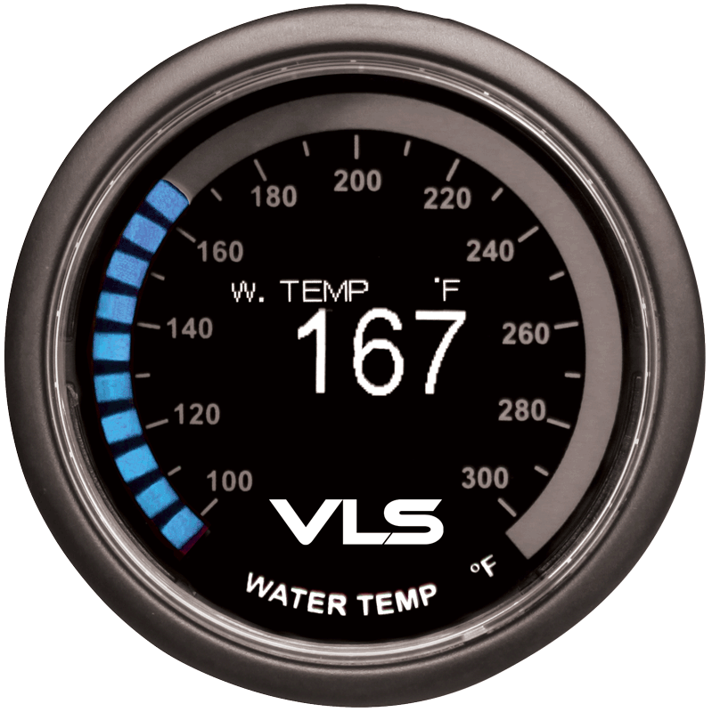 Revel VLS OLED Water Temperature Gauge