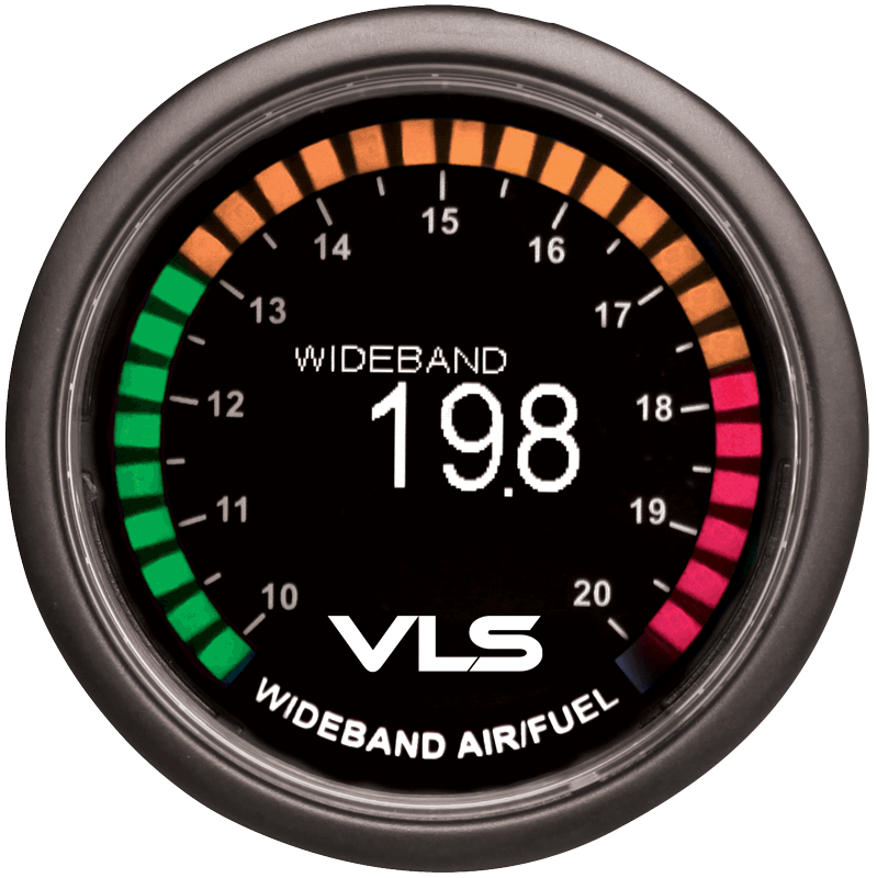 Revel VLS OLED Wideband A/F Ratio Gauge