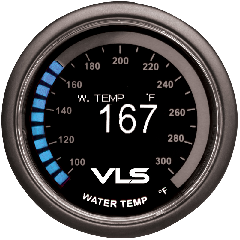 Revel VLS Water Temperature Gauge