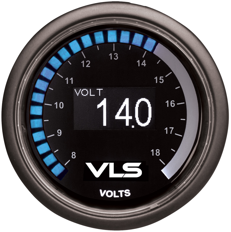 Revel VLS Voltage Gauge