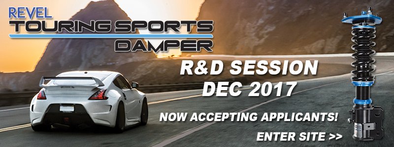 Revel Touring Sports Damper - Coming Soon!