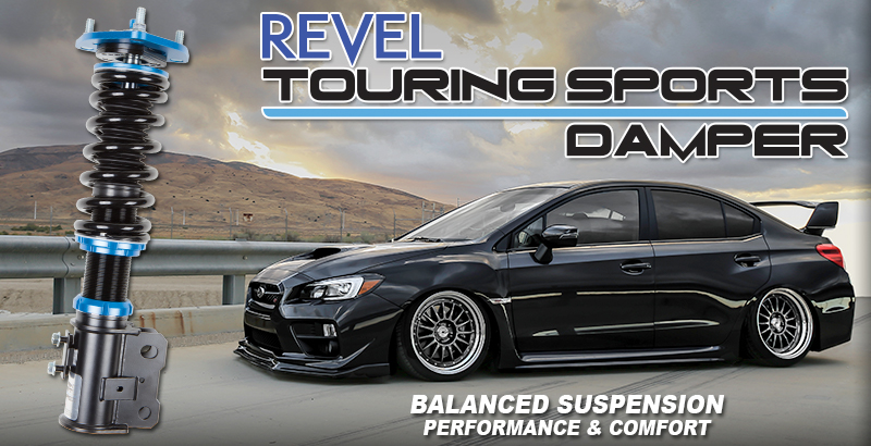 TSD Coilovers